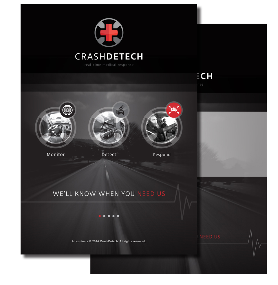 CrashDetech Corporate Identity