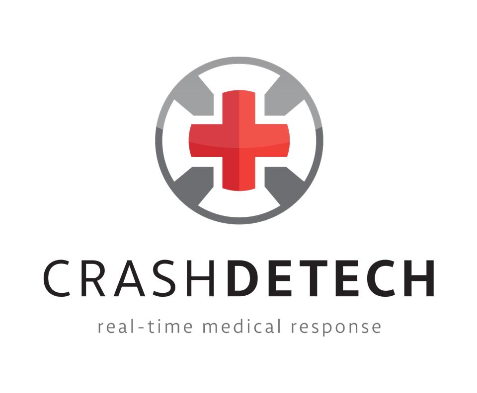 CrashDetech Logo and Branding