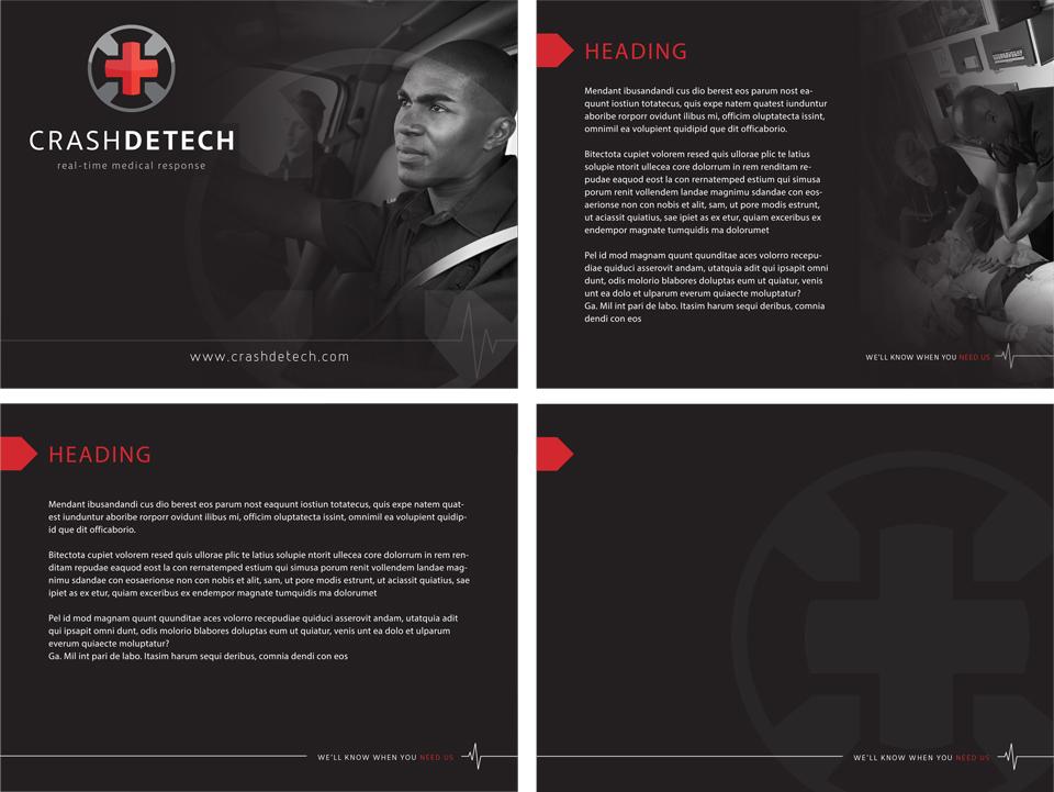 CrashDetech Website Development