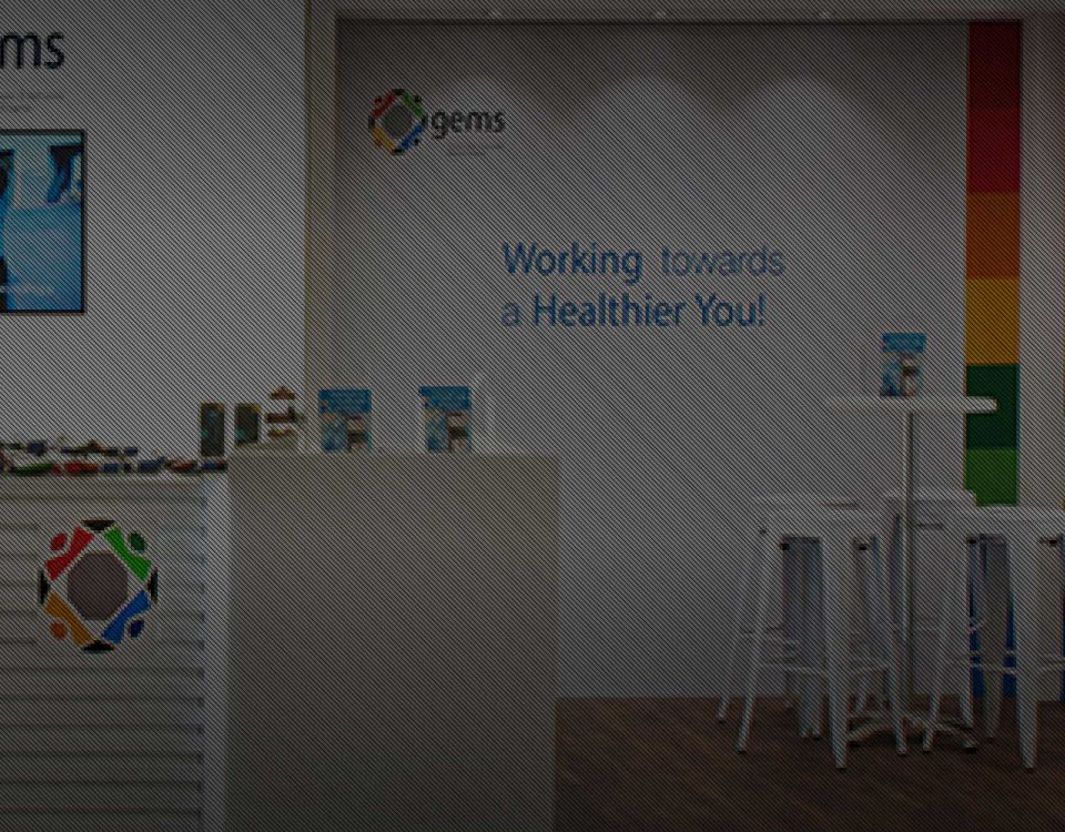 gems exhibition stand header image