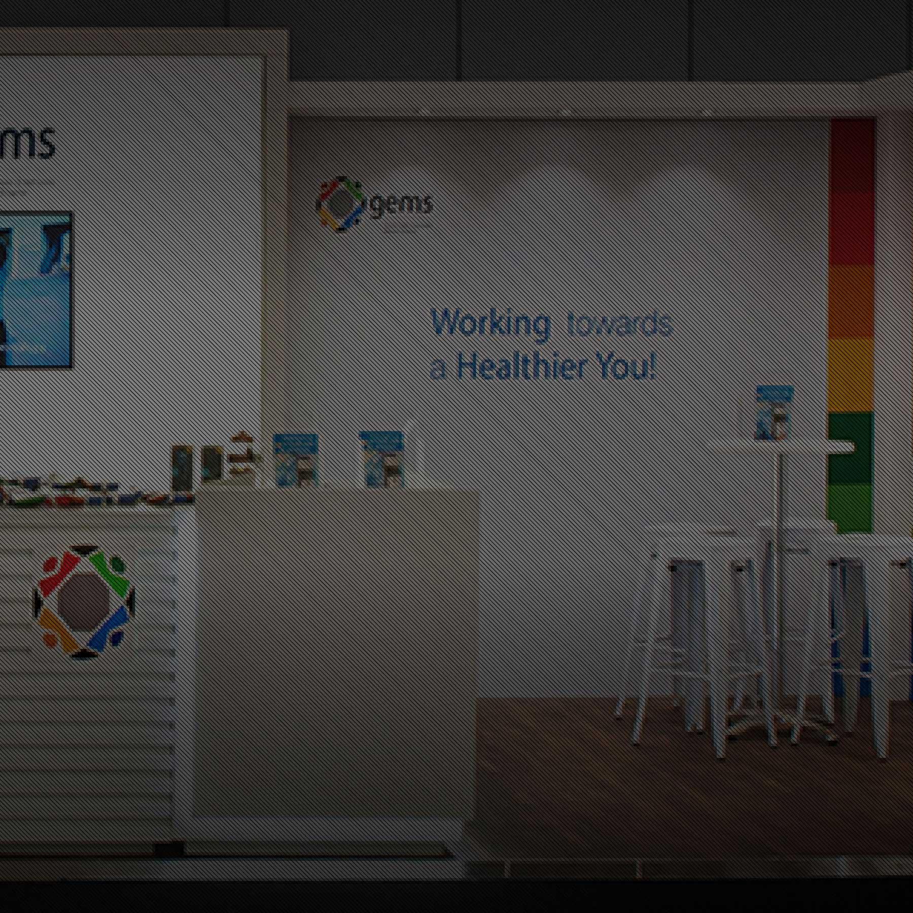 gems exhibition stand header image