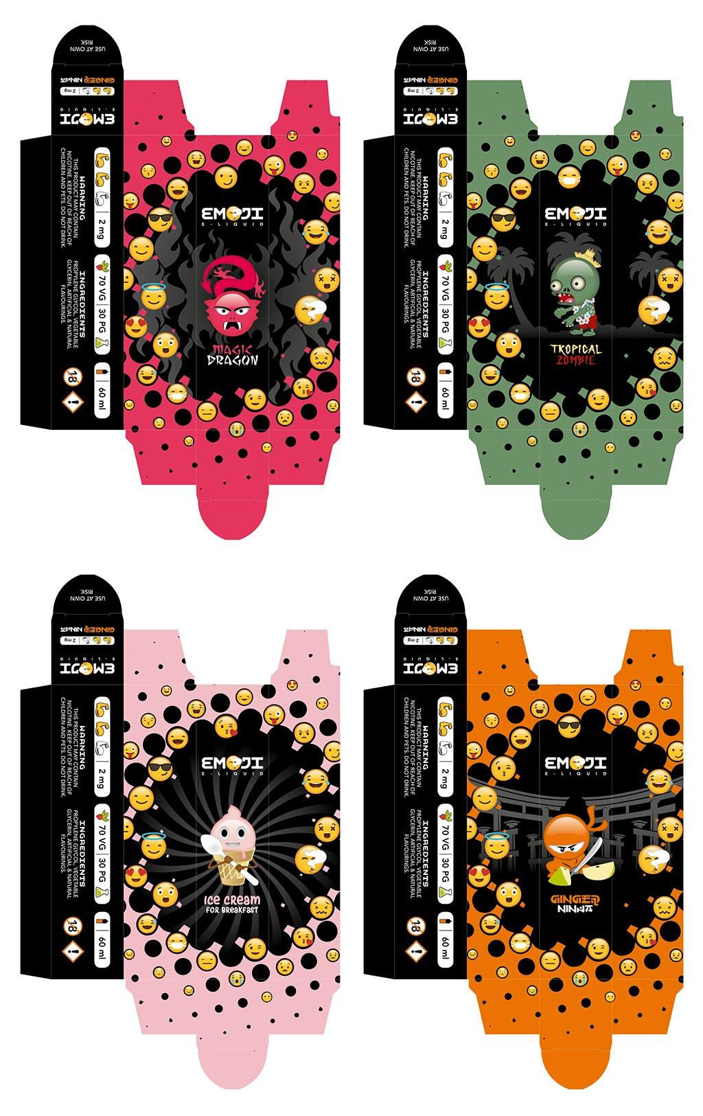 Emoji Boxes
